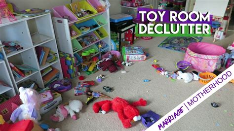 Toy Room Declutter  I Donated 40% Of My Kids Toys Youtube