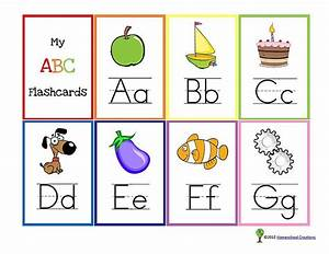 Here are sets of free printable alphabet flashcards for for Flash cards alphabet letters