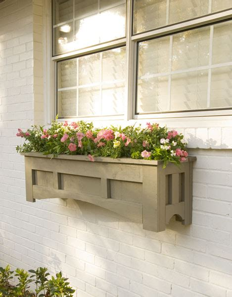 ready   spring  charming diy window boxes ideas