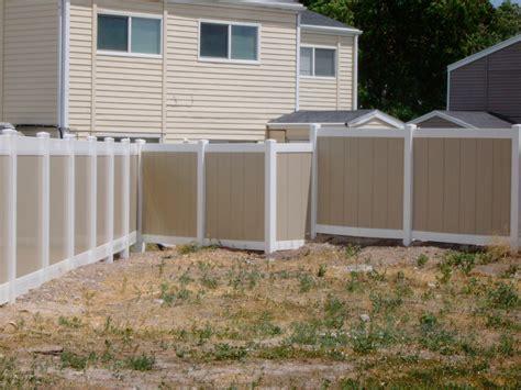 fencing prices fence pricing vinyl 187 fencing