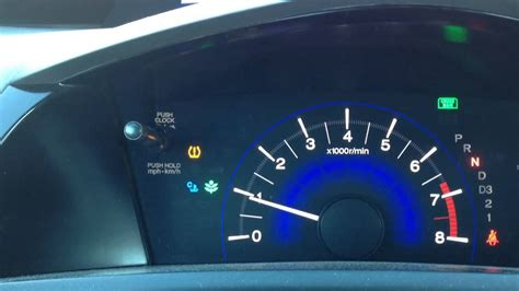 honda accord dashboard lights meaning 2014 civic warning lights autos post