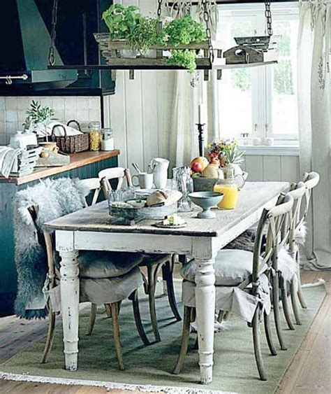painted kitchen table ideas dining furniture for kitchens 20 comfortable modern