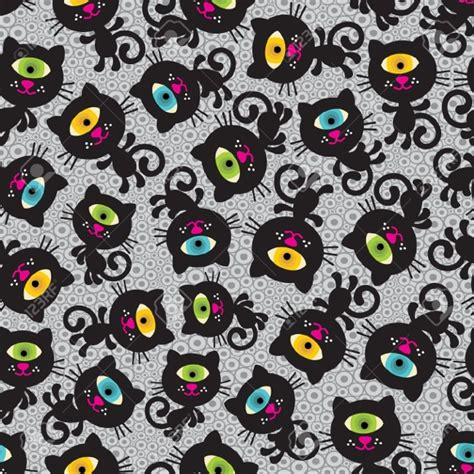 cat patterns  psd png vector eps format
