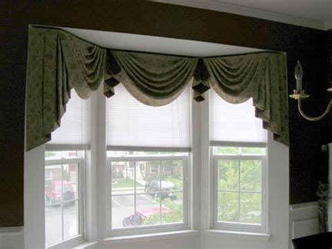 1000 ideas about bow window curtains on