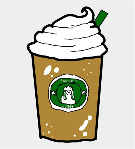 Последние твиты от starbucks coffee (@starbucks). Clip Free Stock Clipart Starbucks Coffee - Coffee With Cream Clip Art, Cliparts & Cartoons - Jing.fm