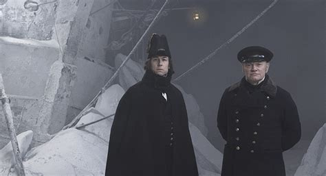 tobias menzies james fitzjames the terror is definitely not a bear and 6 more fun facts