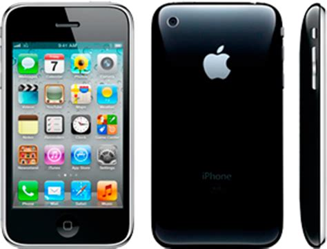iphone gs technical specification