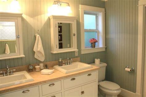 Beadboard Bathroom : House Tour {master Bath}