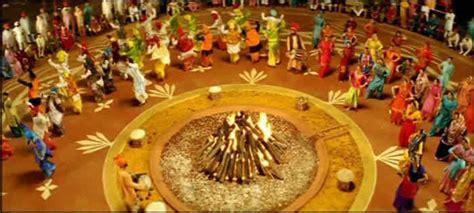 lohri  bonfire festival  india
