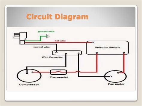 Powerpoint Hvac Wiring Diagram by Air Conditioning System Ppt