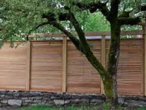 Creative Outdoor Privacy Screen Fence Ideas