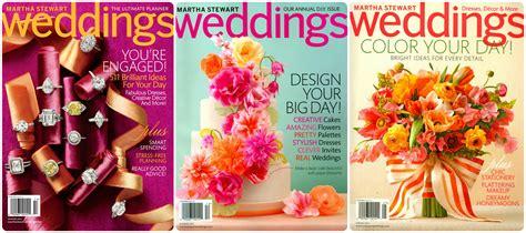 Free Martha Stewart Weddings Magazine Subscription