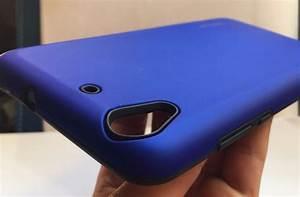 Wow Funda Texturizada Azul Huawei Cam L03 Gw Y6 Ii   9h