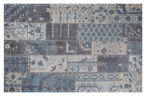 vintage teppich turkey 170 x 240 cm blau grau teppich vintage
