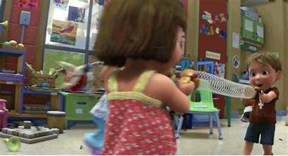 Toy Story Gifs Preschool Giphy Disney Pixar