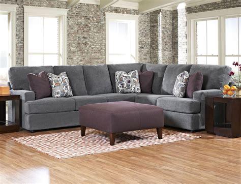 klaussner sectional sofa klaussner maclin k91500 contemporary 2 sectional