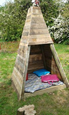 build  wooden teepee google search garden