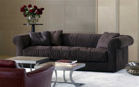 Alfred Soft Sofa Baxter  Armchairs And Sofas