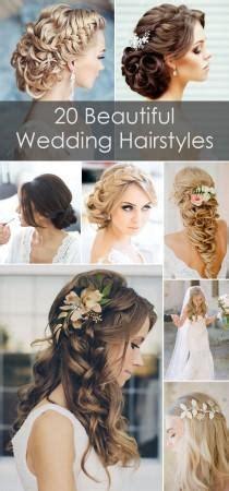 20 creative and beautiful wedding hairstyles for long hair wedding ideas hairs weddbook