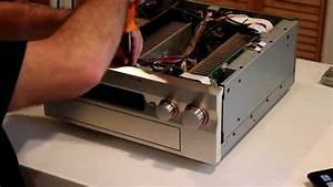 Servicing A Yamaha Dsp-a1 Integrated Amplifier