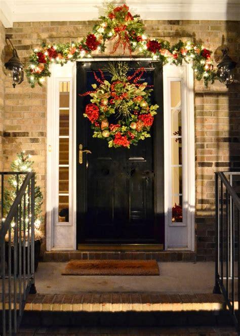 christmas front door decoration ideas instaloverz