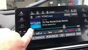 2019 Honda Accord  Xm Radio Tip  U0026 Tricks