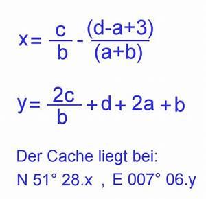 Buchstabenwert Berechnen : gc3mjfx wanderpause wattenscheid unknown cache in nordrhein westfalen germany created by ligi ~ Themetempest.com Abrechnung
