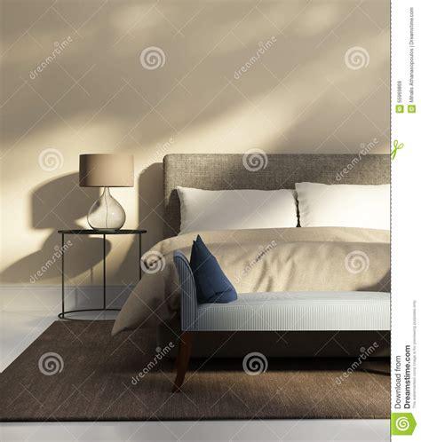 banc chambre coucher chambre bleu marine et beige