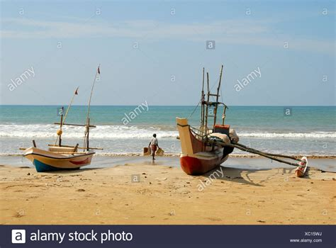 Fishing Boat With Outriggers by Outriggers Stock Photos Outriggers Stock Images Alamy