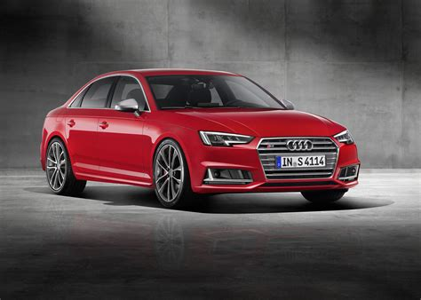 Audi S4 Hp by B9 Audi S4 Avant Revealed 354 Hp 500 Nm Estate Paul