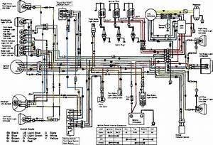 Kawasaki Prairie 300 Wiring Diagram Diagrams Wiring