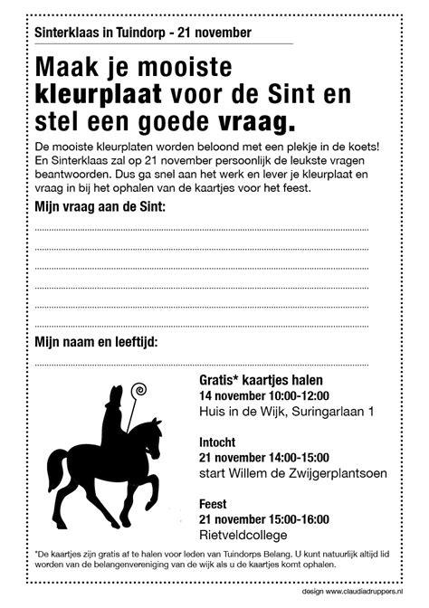 Kleurplaat Crossfit by Luxe Gratis Kleurplaten Sinterklaas Krijg Duizenden