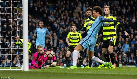 Manchester City 5-1 Huddersfield, FA Cup | Daily Mail Online