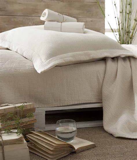 Organic Cotton Coverlet by Organic Coverlet Bedroom Casabianca Collezioni