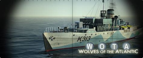 U Boat Game by Wota Wolves Of The Atlantic Mobile Submarine Simulation