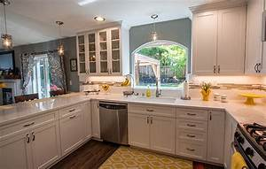 Refreshing, White, Kitchen