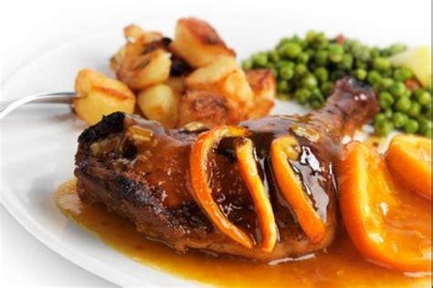 cours cuisine grand chef recette de canard à l 39 orange express facile et rapide