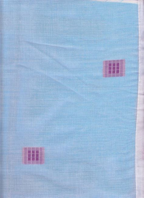 jupiter white voile panel with purple embroidered squares