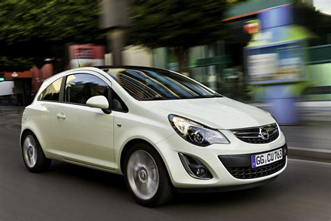 vauxhall opel vauxhall corsa opel corsa review and photos