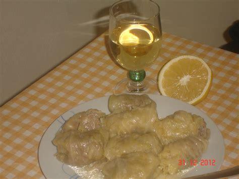 recette cuisine grecque recette cuisine grecque traditionnelle chou farci au