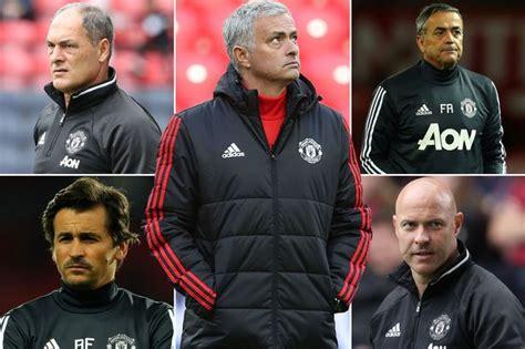 Manchester United Fc Coaching Staff