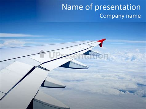 Airline Powerpoint Templates