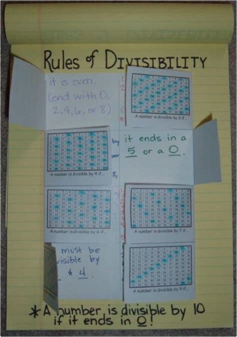 divisibility worksheets grade 5 pdf 1000 ideas