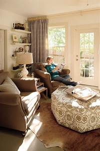 family room decorating ideas A Living Room Redo with a Personal Touch: Decorating Ideas - Southern Living