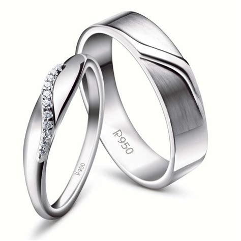 platinum wedding ring price malaysia platinum rings jl pt 453 jewelove