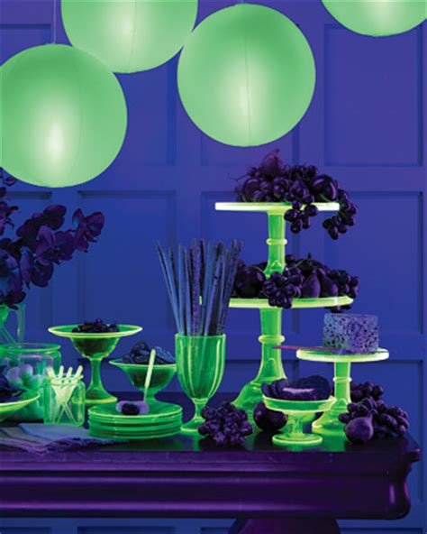 15+ Glow In The Dark Party Ideas!  B Lovely Events. Coastal Beach Decor. Living Room Plants. Room And Board Coffee Table. Cheap Home Decorations. Cheap And Scary Halloween Decorations. Decorative Floor Tiles. Indian Wedding Bedroom Decoration. Rooms To Rent In Atlanta