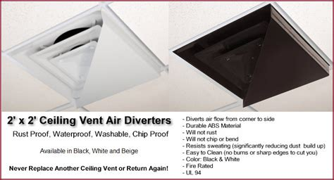 drop ceiling vent deflector ceiling tile superstore for new ceiling tiles