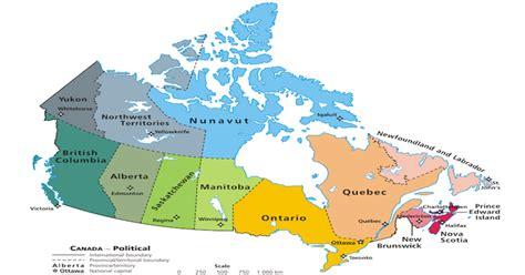 largest  smallest canadian provincesterritories