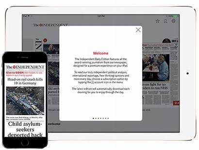 Independent App Digital Its Newspaper Cent Users