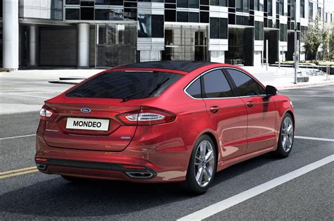 New Ford Mondeo To Cost From £20,795